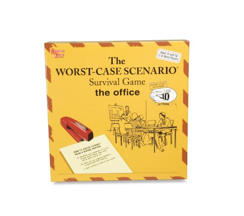 Worst Case Scenario Office Board Worst Case Scenario Game