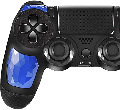 Wireless Game Controller Compatible with PS4/ Slim/Pro Console with USB Cable