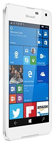 Microsoft Lumia 650 GSM Unlocked Smartphone - Black