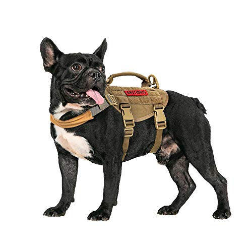 OneTigris Tactical Dog / Puppy Harness