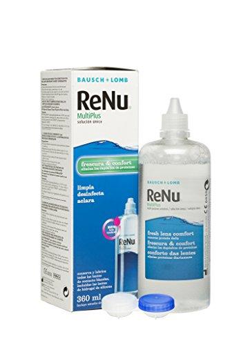 ReNu MultiPlus - Kontaktlinsenflüssigkeit, 360ml