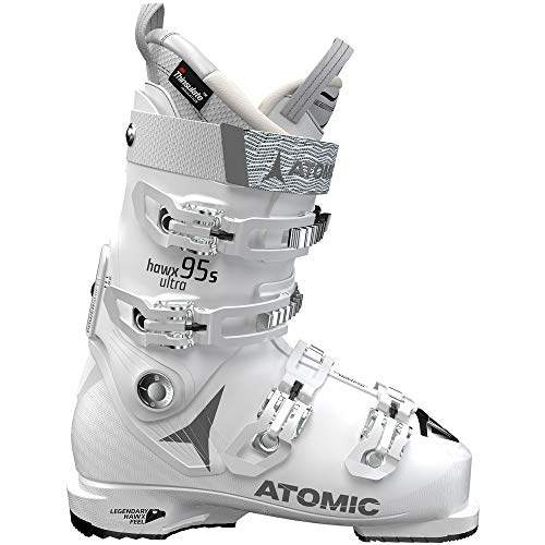 ATOMIC HAWX Ultra 95 S W Damen-Skistiefel AE5019980 White/Silver Gr. 26/26.5