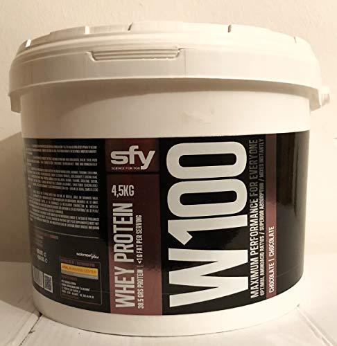 Whey proteina 4,500 kgrs, es un suplemento hiperproteico de rápida asimilación y alto valor biológico para utilizar durante los ciclos de ganancia muscular. (yogurt-limon)