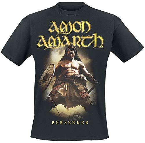Amon Amarth Berserker T-Shirt schwarz M