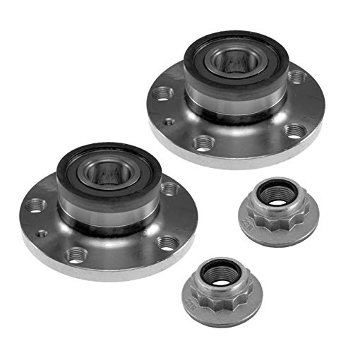 2x Radlager Radnabe mit integriertem magnetischen Sensorring Hinterachse links rechts