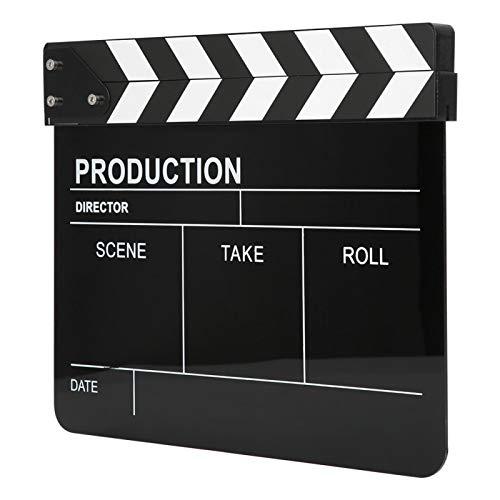 Hebrew Profesional, Sonido más Fuerte Director Claqueta de Cine de claqueta Imán...