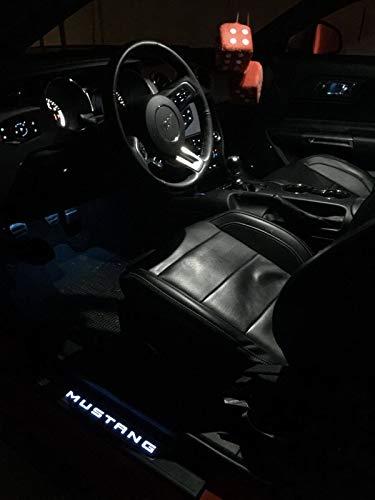 Led Innenraum + Kofferraumbeleuchtung Ultra grün