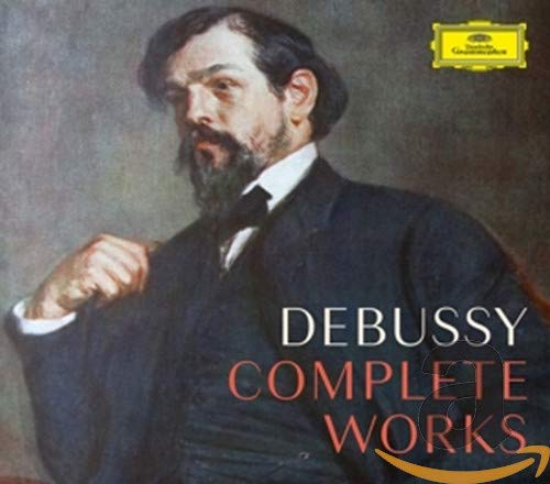 Debussy Complete Works - The Centenary Editionの詳細を見る