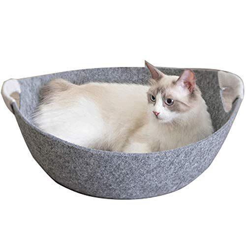 XMGJ Casette per Cani Pet Mat Cat-Nest Cat-Climbing Materasso Peluche Pet Bed for Cats Solid Memory Foam-Pet Prodotti Letto Deluxe Prodotti per Animali Domestici (Colore : 2)