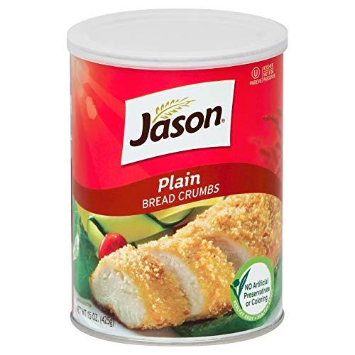 Jason Plain Bread Crumb, 15 Ounce -- 12 per case.