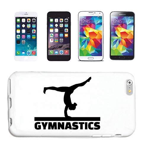 Reifen-Markt Handyhülle kompatibel für iPhone 5 / 5S Gymnastik Gymnastics Fitness ABNEHMEN FITNESSSTUDIO Hardcase Schutzhülle Handy Cover Smart Cover