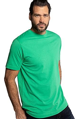 PJ JP1880 T-Shirt Rundhals Camiseta, Color Verde, 8XL para Hombre
