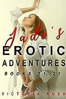 Jade's Erotic Adventures: Books 21 - 25 (Lesbian Voyeur BDSM Erotica) (Lesbian Erotica)