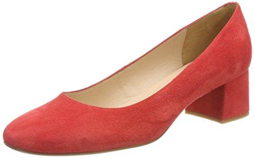 Unisa Kermes_18_KS, Zapatos de Tacón para Mujer, Rojo (Pomelo), 39 EU