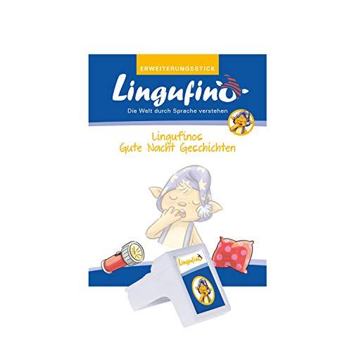 DIALOG TOYS Lingufino Erweiterungs-Set Lingufinos Gute Nacht Geschichten