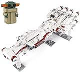 MERK UCS Set Tantive IV - Juego de construcción de 2905 piezas para adultos, compatible con Lego Star Wars