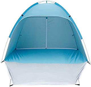 Interesting Quick Opening Beach Tent Waterproof Sun Shelter Sunscreen Shade Canopy for Pool Party vacatio