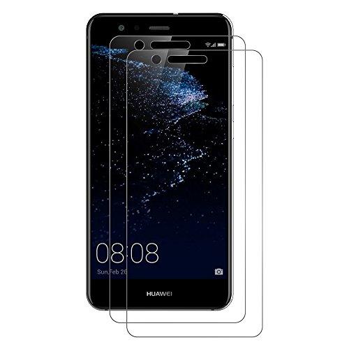AICEK [2-Pack] Protector de Pantalla Huawei P10 Lite, Cristal Templado para P10 Lite Vidrio Templado Huawei P10 Lite Cristal Screen Protector