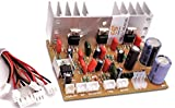 Electronicspices 2.1 Home Theater Amplifier Board 100 Watt with Bass Boost Support TDA2030 Based...
