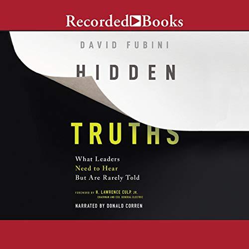 Hidden Truths cover art
