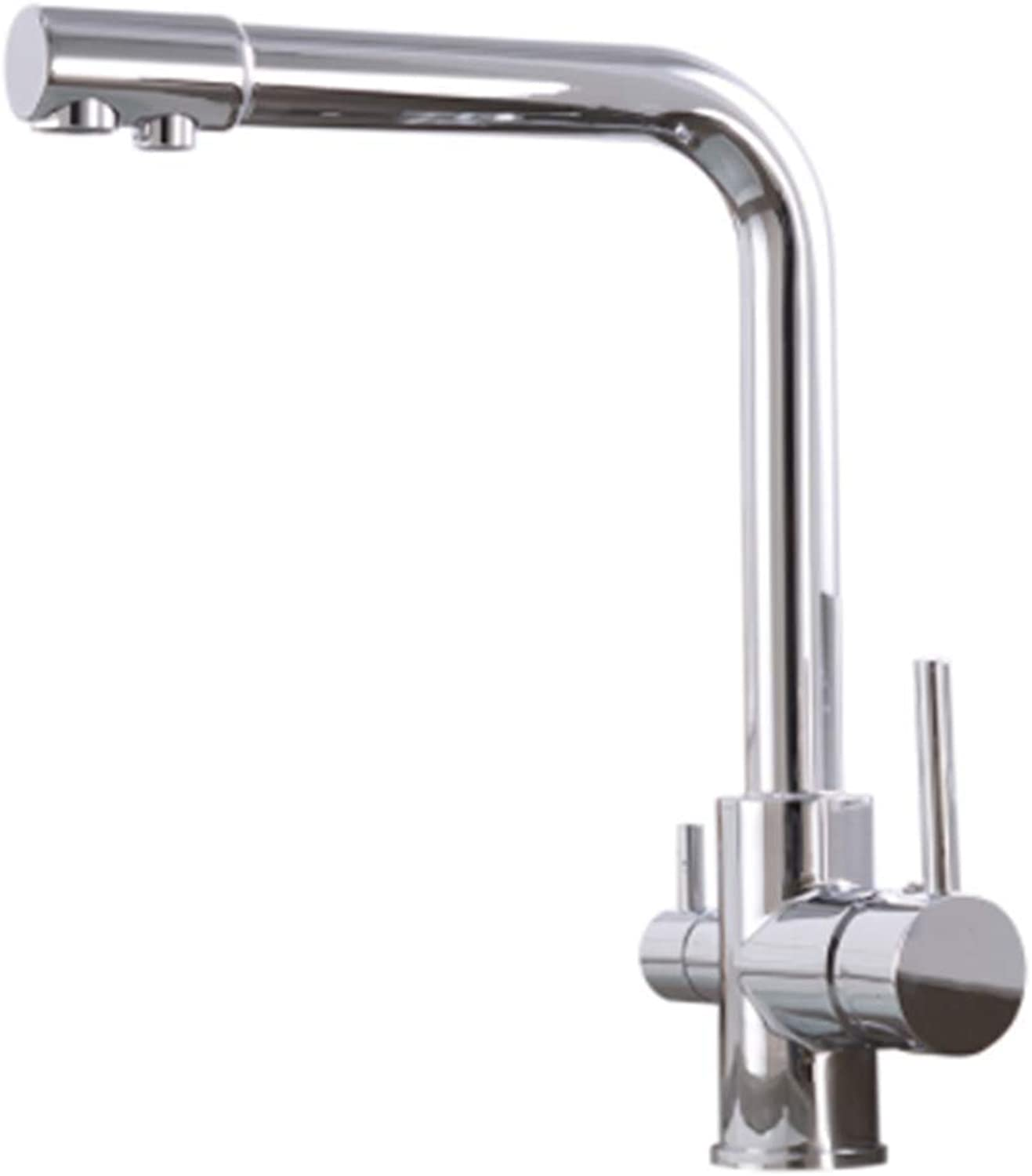 Taps Kitchen Basin Bathroom Washroomkitchen Faucets Deck Mounted Mixer Tap 360 redation with Water Purification Features Mixer Crane for Kitchen