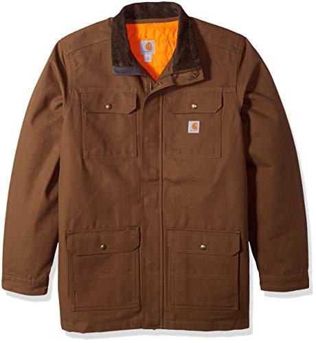 Carhartt Big & Tall Field Coat Abrigo de utilidades de Trabajo, marrón,...