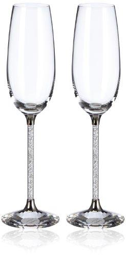 Swarovski unisex champagnekkkelk 255678
