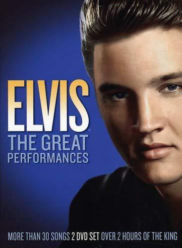 Elvis Presley: The Great Performances [DVD]