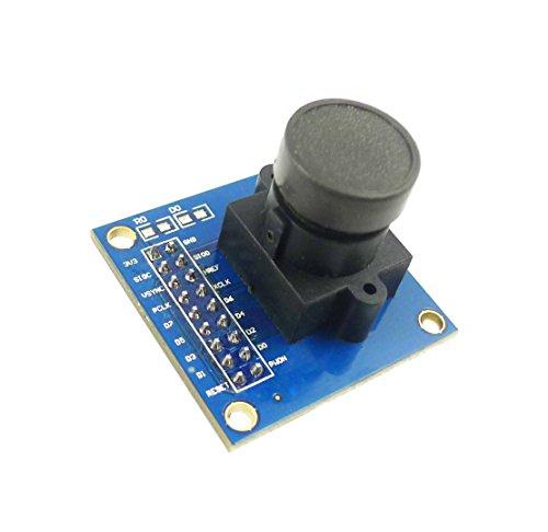 Aihasd OV7670 300KP VGA Camera Modul for Arduino