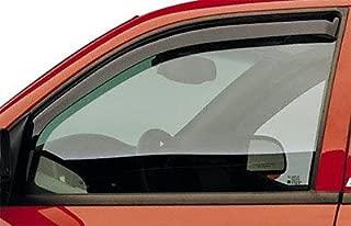 EGR 571671 SlimLine In-Channel WindowVisors Smoke Set of 4