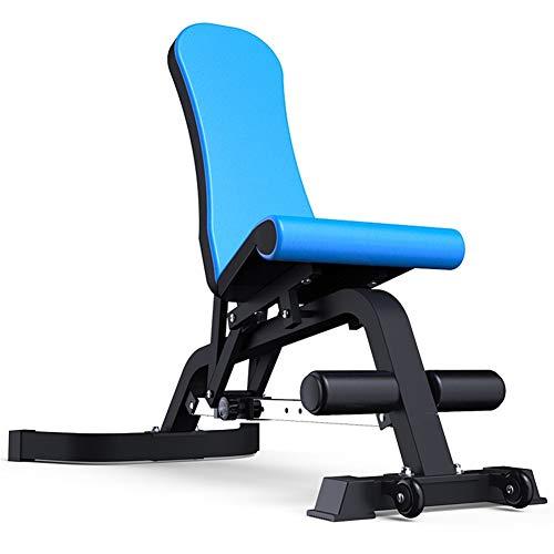 Buy Bargain LSX--Dumbbell Bench Dumbbell Bench Home Multi-Functional Fitness Chair Professional Benc...