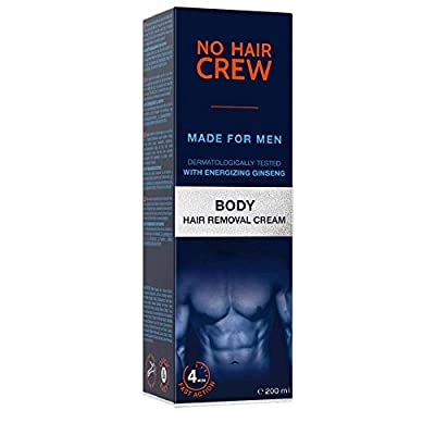 No Hair Crew - Body Cream