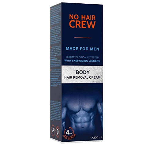 No Hair Crew Body At Home Hair Remo…