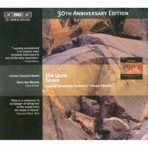 Geysir Op. 51, Trilogia Piccola, Icelandic Folk-Dances, Ouverture De Loftr...