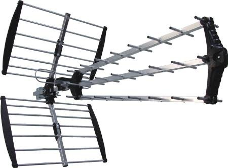 Stellar Labs 30-2155 UHF Outdoor Antenna HDTV and DTV Compatible