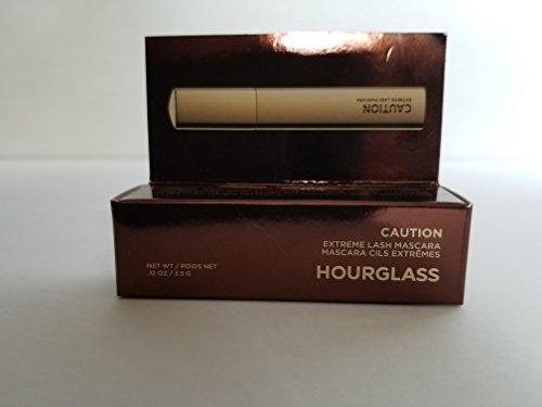 HOURGLASS Caution Extreme Lash Mascara mini 0.12oz…