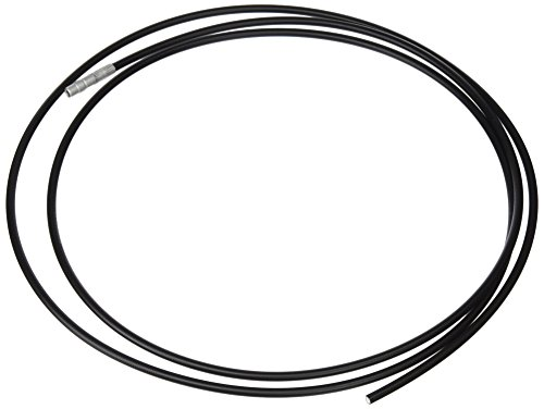 RockShox Unisex– Erwachsene Hydraulikleitungs-Kit Reverb inklusive Anschlüsse, schwarz, 1size