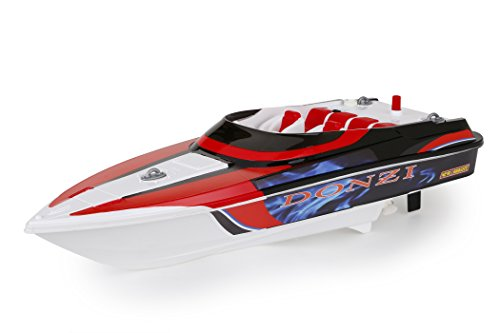 New Bright Radio Control Donzi Boat 18'