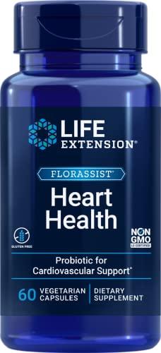 Life Extension FLORASSIST Heart Health 2.5 Billion CFU – Shelf...