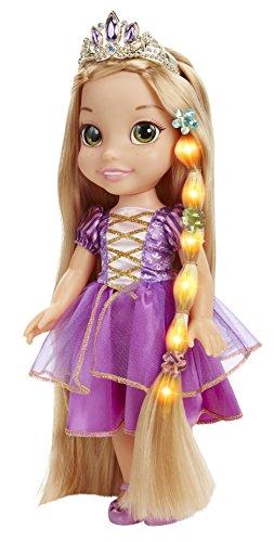 Disney Tangled - Muñeca de Rapunzel para niño