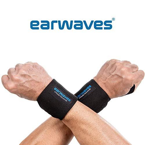 Earwaves ® - Muñequeras Crossfit