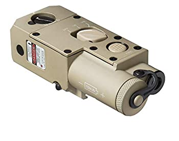 Steiner eOptics CQBL-1 Dual Function Aiming Laser Sight Tan