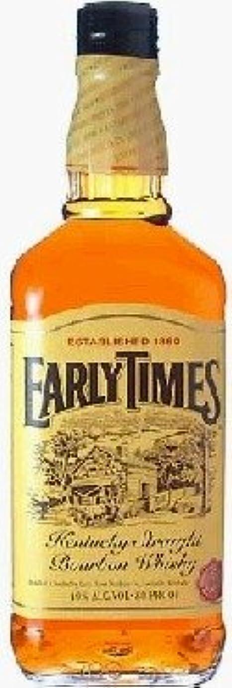 鍔他の日抽出EarlyTimes Yellow Label アーリータイムズ イエローラベル40% 700ml×12本 並行品 輸入状況により正規品になる場合もあります