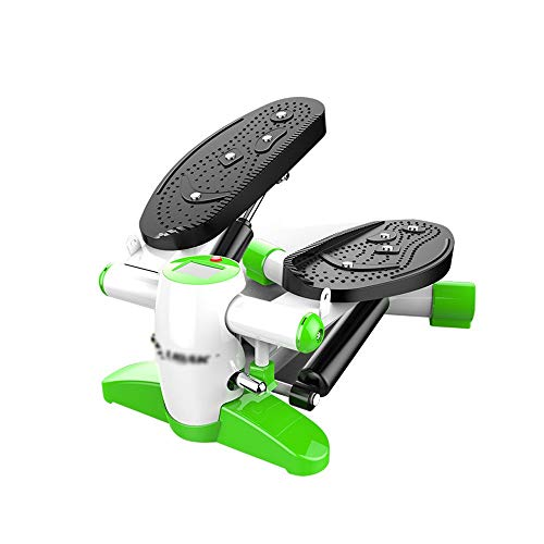 Great Features Of Stepper Stepper, Home Fitness Mini Hydraulic Stepper Slimming Fat Burning Sports E...