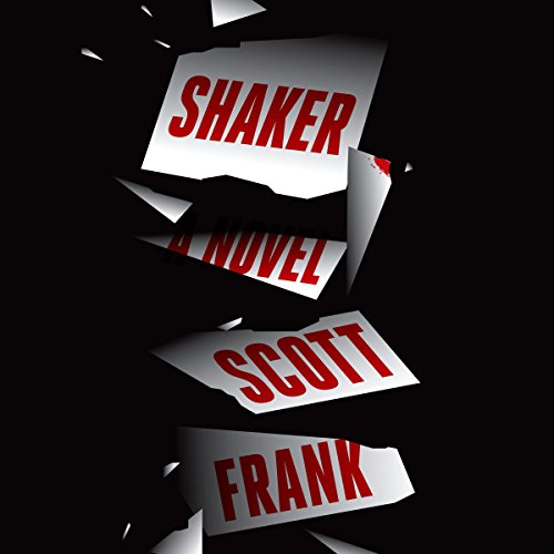 Shaker audiobook cover art