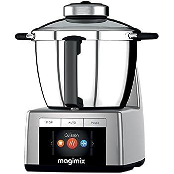 (aka Title) Magimix – Cook Expert 18900 Robot Cuiseur Multifonction 3,5L, Chrome Mat