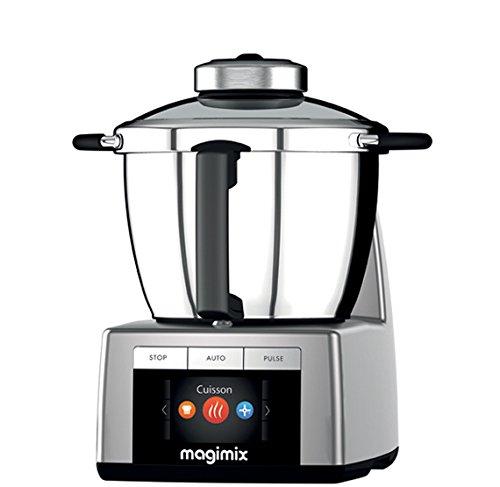 bon comparatif (Aussi connu sous le titre) Magimix – Cook Expert 18900 Multifunctional Food Robot 3.5l Matte Chrome un avis de 2021