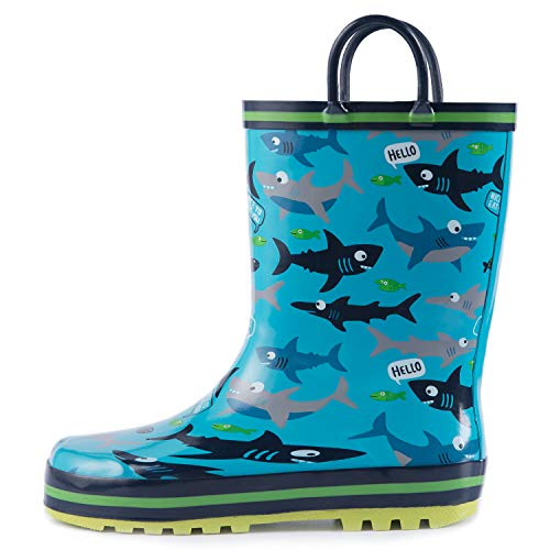 Girls' Rain Boots