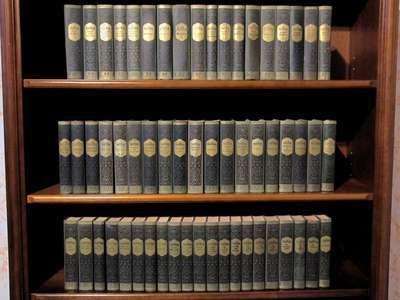 Karl Mays Gesammelte Werke (81 Bände + 1 Atlas)