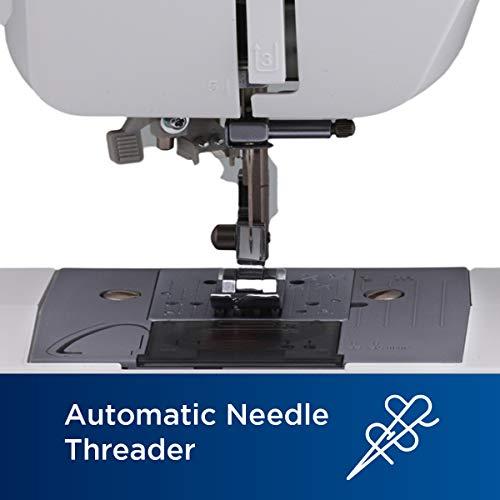 Brother XM2701 Lightweight Sewing Machine, White